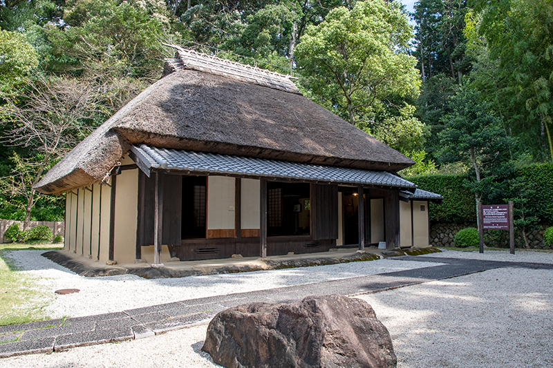 豊田佐吉記念館 生家